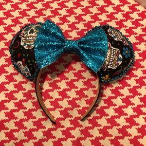 Dia de la Muertos Mouse Ears
